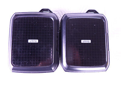 Rugged Nomad Case LOT of 2 For WD My Passport Ultra Elements Portable Hard Drive
