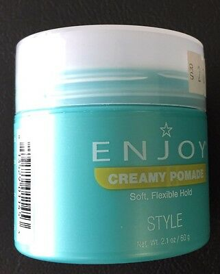 Enjoy Professional Hair Care Creamy Pomade 2.1 Oz / 60g
