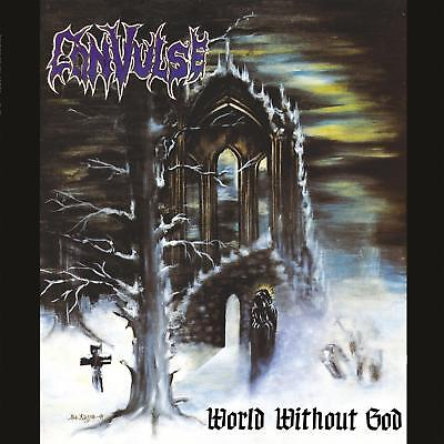 CONVULSE - World Without God - Extended Edition  DLP  BLUE
