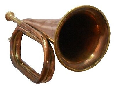 Classy-Gift-Items-Brass-Made-Old-School-Orchestra-Band-Bugle