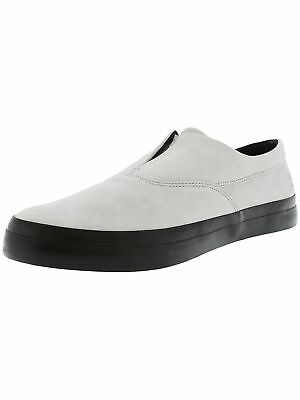 Huf Men's Dylan Slip On Ankle-High Suede Slip-On Shoes