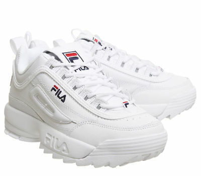 66 Shoes 99 Eur Ii Unisex White Authentic Fila Disruptor Size 2 6vwXzq 2f6afc22a74