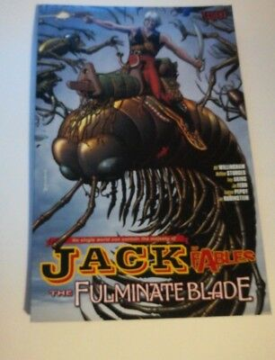 Jack of Fables Vol. 8: The Fulminate Blade, Willingham, Bill, Sturges, Matthew