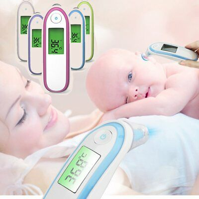 Digital Infrared In-Ear Thermometer Probe Cover Free Design for Baby / Adults M2