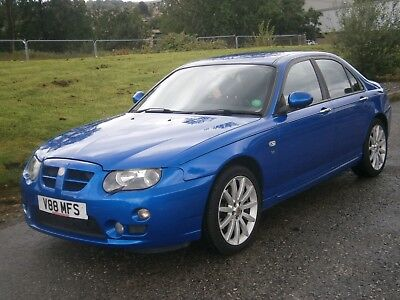 2005 MG ZT 260 4.6 litre V8 modern classic investment low miles