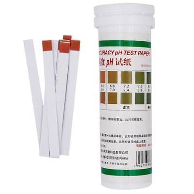 PH Test Strips Litmus Test Paper Full Range 5.5-8.0 pH Acidic Alkaline Indicator