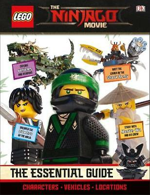 The LEGO® NINJAGO® Movie™ The Essential Guide, DK, New