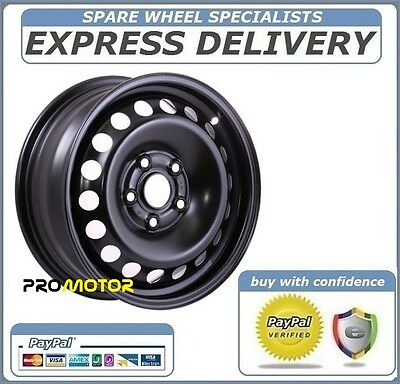 17 FULL SIZE STEEL SPARE WHEEL AND 215//60R17 TYRE COMPATIBLE WITH QASHQAI 2007-PRESENT DAY