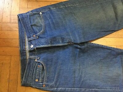 Levi's 501 MADE IN USA 32 - 32 Vintage Amazing Indigo