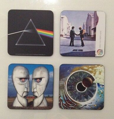 Pink Floyd Coaster Set