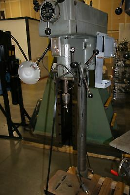 Used Clausing 1690 Drill Press 17754