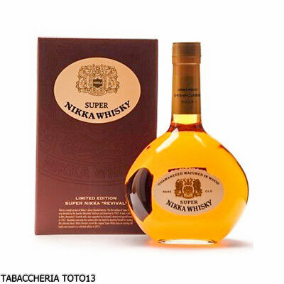 Whisky Super Nikka Revival, Limited Edition Vol. 43% Cl. 70