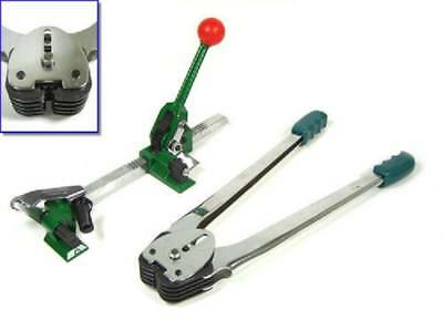 Heavy Duty Tensioner & Cutter For Polypropylene, Polyester Strapping FREE GIFT