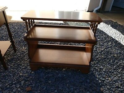 Ethan Allen Bookcase Book Shelf, Freestanding, Vintage