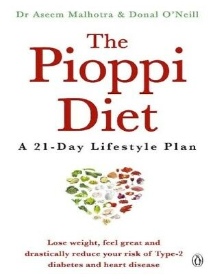 The Pioppi Diet A 21-Day Lifestyle Plan by Dr Aseem Malhotra (PDF)