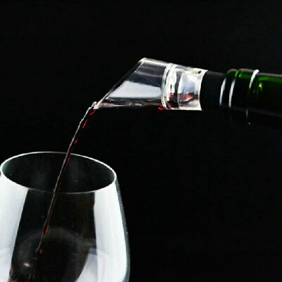 Honana Mini Magic Red Wine Aerator Pourer Decanter Pourer Aerating Stopper Enhan