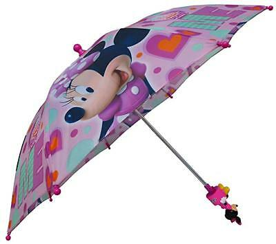 "New Arrive Disney Minnie Mouse 21"" Umbrella -Pink"