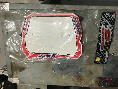 """GT Dyno 6/"""" Inch BMX Black Racing Style Numbers 5 7 0 Vintage 90/'s NOS"""
