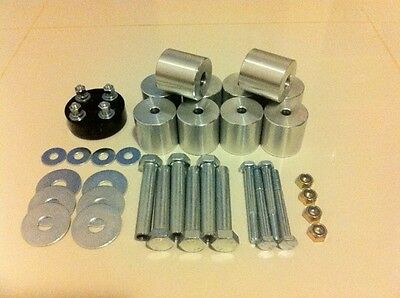 Suzuki Sierra SWB Alloy 25mm Body Lift Kit
