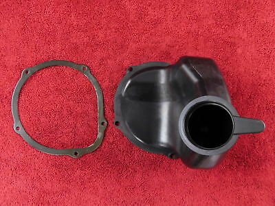 2002 Cr125 Airbox Snorkle *nice! '02 Cr125R <> Oem Air Cleaner Connecting Tube