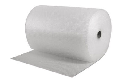Quality 500mm Width - Small Bubble Wrap Roll - 10M 20M 50M 100M - Free P&P