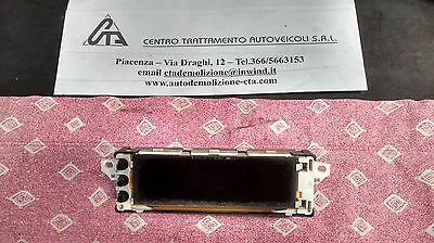 Display computer bordo Peugeot 207 '07  96632056XT