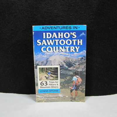 Idaho's Sawtooth Country Hikers & Mountain Bikers Adventures