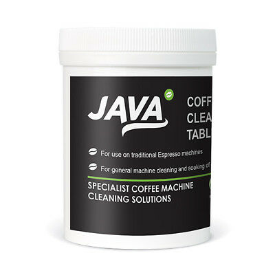 Java Coffee Machine Cleaning Tablets (100) Professional Espresso Cappuccino
