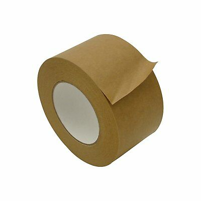 50mm x 50m SELF ADHESIVE KRAFT PAPER TAPE