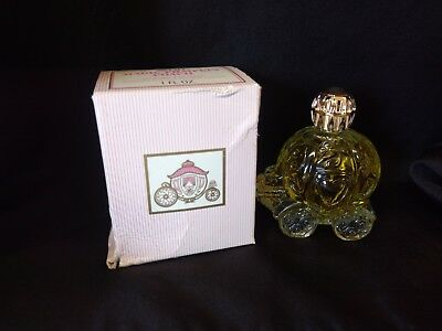 "Vintage Avon ""Magic Pumpkin Coach""  Carriage with approx. 1 oz of Occur  Cologne"