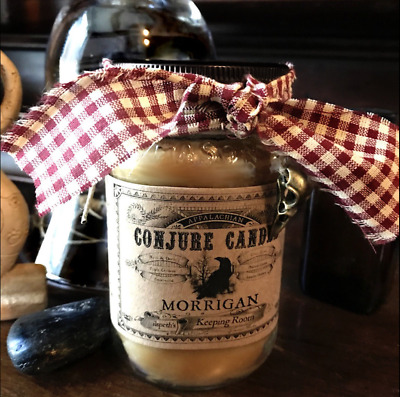 Morrigan Candle Magic Triple Goddess Witchcraft Supplies Spell Wicca Pagan