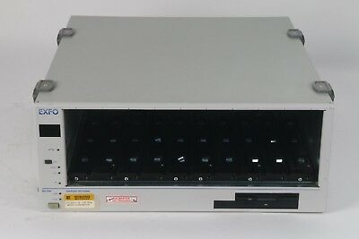 Exfo IQS-510P Control Unit With 10 Slots IQS-510P-N10-G1