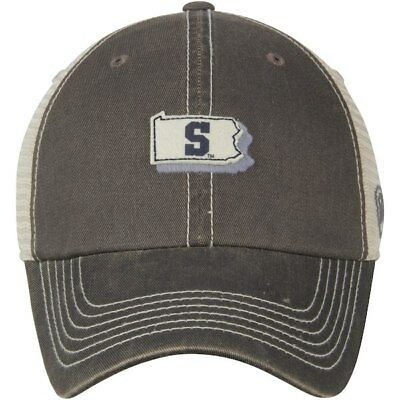 sports shoes 5d546 e956d Top Of The World Penn State Nittany Lions Vintage Adjustable Mesh Back  Men s Hat
