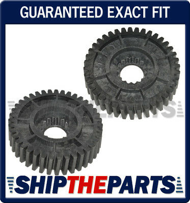 HD Convertible Top Drive Transmission Gear Gears for Porsche Boxster L+R SET 2