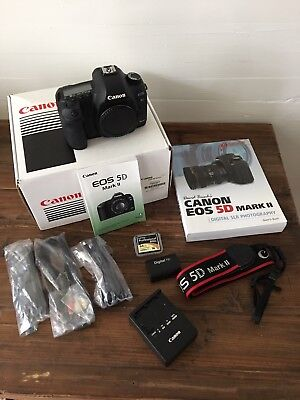 Canon EOS 5D Mark II - EXCELLENT Condition - Low Shutter Count - Extras!!!