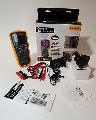NEW Fluke 279FC Thermal Multimeter