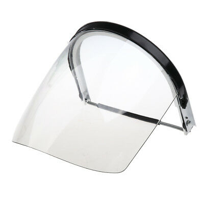 Protective Clear Safety Face Shield Mask Face Eye Protection for Welding BBQ