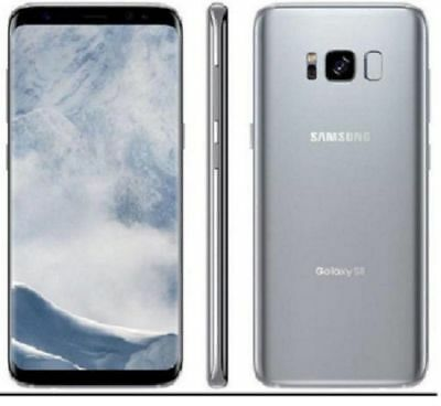 NEW Samsung Galaxy S8 SM-G950U 64GB ARTIC  SILVER  T-Mobile Factory Unlock