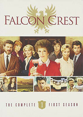 Falcon Crest - The Complete First Season One 1 DVD - Brand New - MINT - Sealed