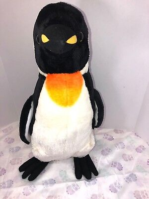 Vguc 24 Melissa Doug Large Plush Penguin Stuffed Animal Jumbo
