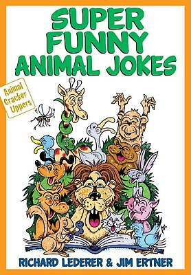 Super Funny Animal Jokes by James D. Ertner (English) Paperback Book Free Shippi