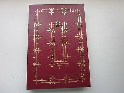 Easton Press The Theodore Roosevelt Treasury Leather bound
