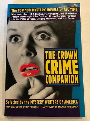 The Crown Crime Companion : The Top 100 Mystery Novels of All Time by Mystery...