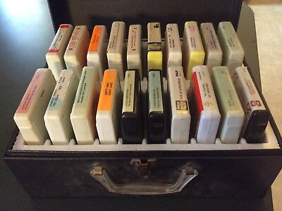 20 / 8 Track Tapes - Elvis, Charley Pride, Conway Twitty, Tammy Wynette + more