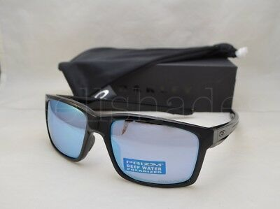 dec71bbca1 Oakley MAINLINK (OO9264-21 57) Polished Black with Prizm Deep H2O Polarized  Lens
