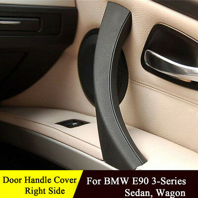 Right Inner Door Panel Handle Outer Trim Cover 51417230850 For BMW E90 3-Series