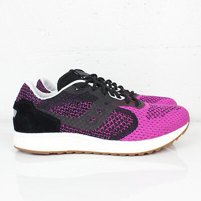 new arrival f9810 0179b Saucony x Sole Box Solebox Shadow 5000 EVR Black Pink Purple Size 7-11