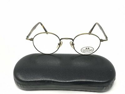 Willis & Geiger Eyeglasses Frames Pinnacle 1 AY Japan 45 [] 20 145