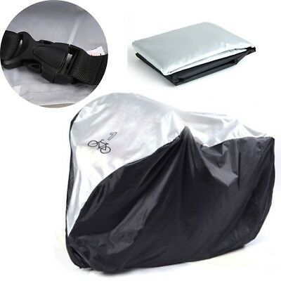 Waterproof Bicycle Bike Cycle Cover Outdoor Rain Dust Sun Resistant Protection