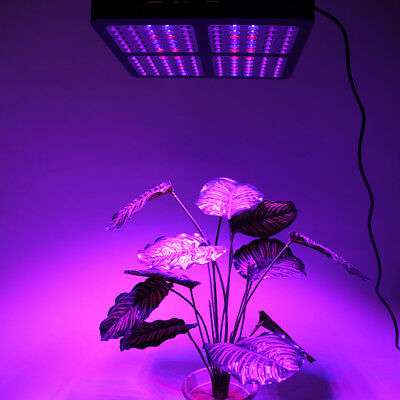 Reflector 600W/1200W LED Grow Light Full Spectrum Hydroponic Veg Bloom Indoor
